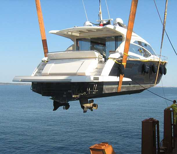 traslado de barcos en mallorca
