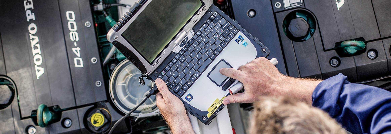 Consejos para mantenimiento motor Volvo Penta