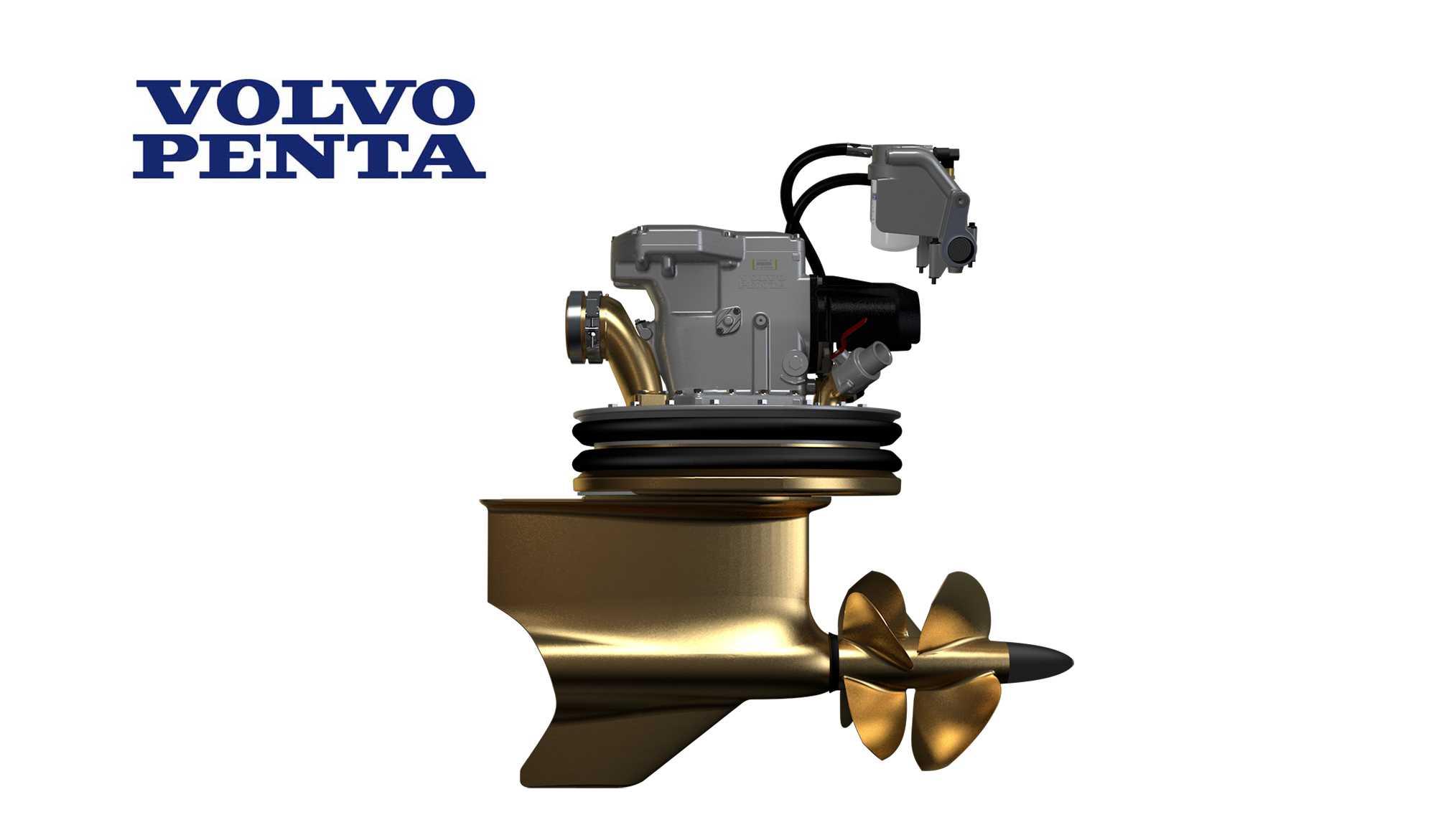 Nuevos motores Volvo Penta IPS