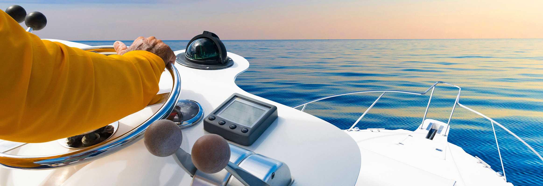 desescalada náutica de recreo