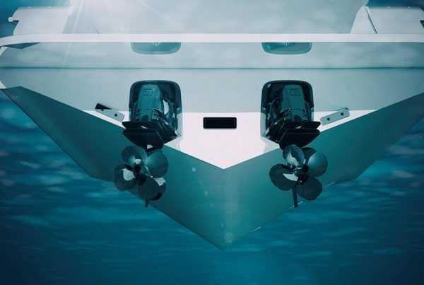 dentrofueraborda Aquamatic Volvo Penta