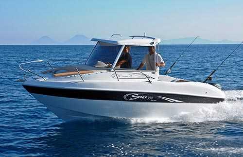 saver 590 cabin fisher