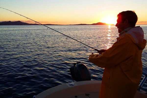 pesca recreativa en barco Mallorca